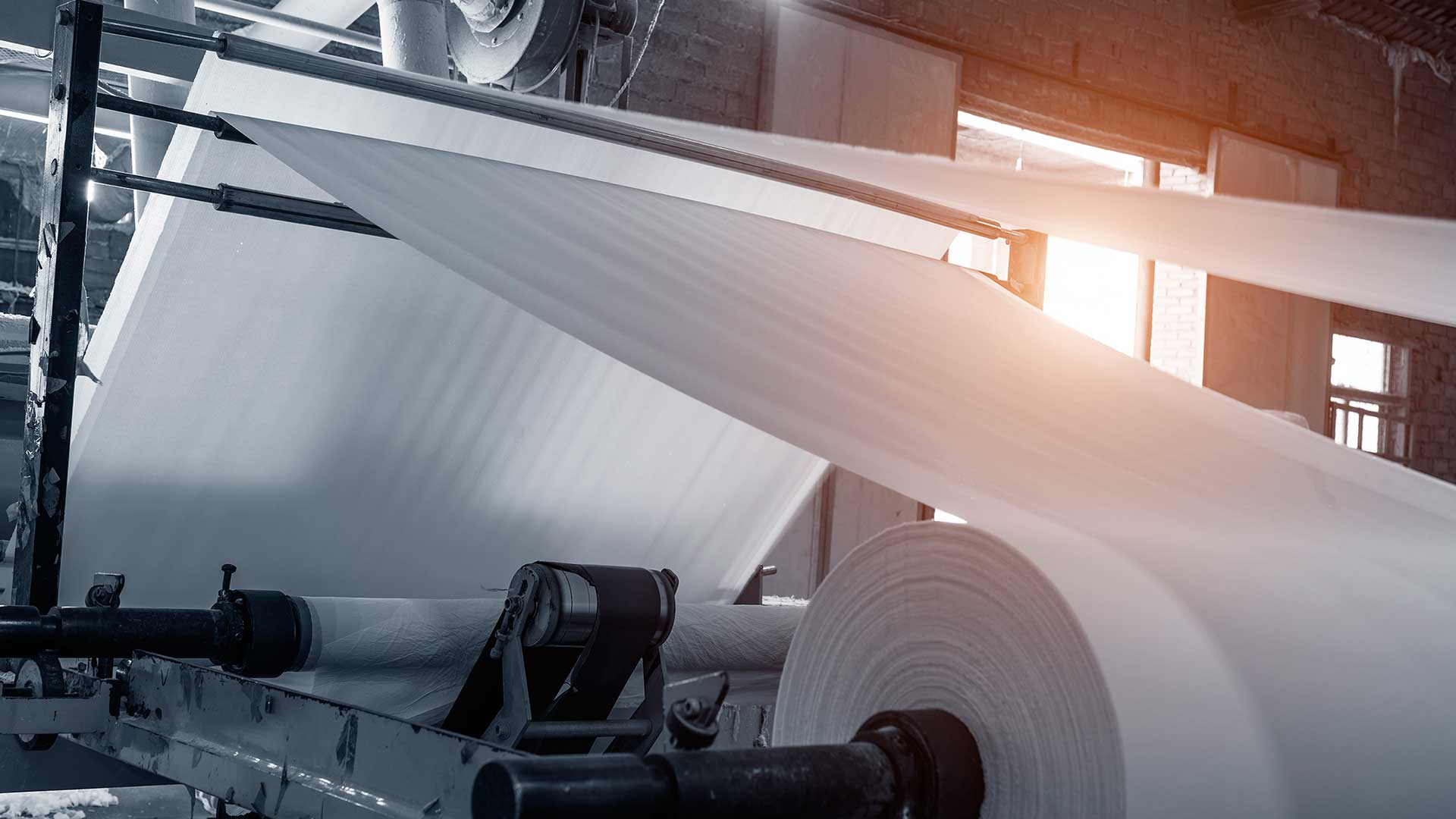 Hiter - válvulas para indústria de papel e celulose